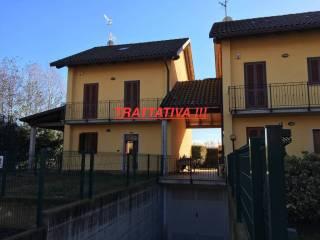 Foto - Villa a schiera via Sant'Isidoro 38, Chivasso