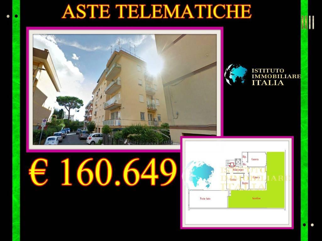 foto ESTERNI Appartamento all'asta via Achille Grandi 31, Terracina
