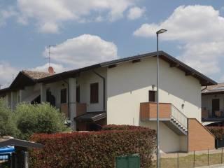 Foto - Trilocale via Alessandro Volta, Bregnano