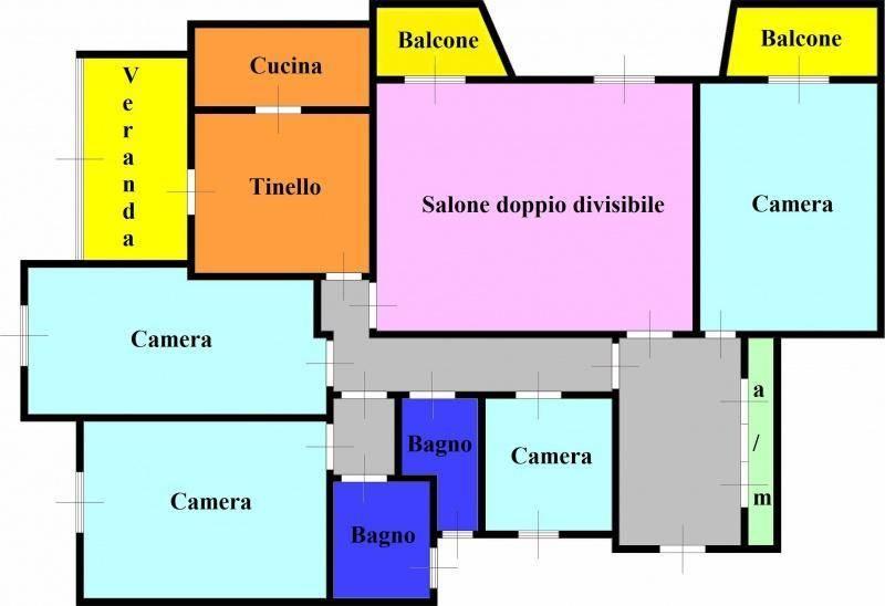foto  Appartamento via Prenestina, Roma
