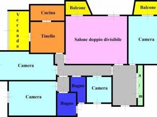 Foto - Appartamento via Prenestina, Tor de' Schiavi, Roma