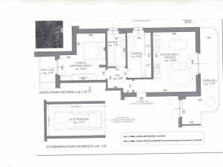 Photo - 3-room flat new, second floor, Treviglio