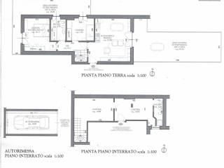 Photo - 4-room flat new, ground floor, Treviglio