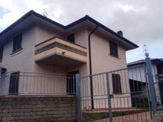 Foto - Villa bifamiliare, nuova, 90 mq, Oriolo Romano
