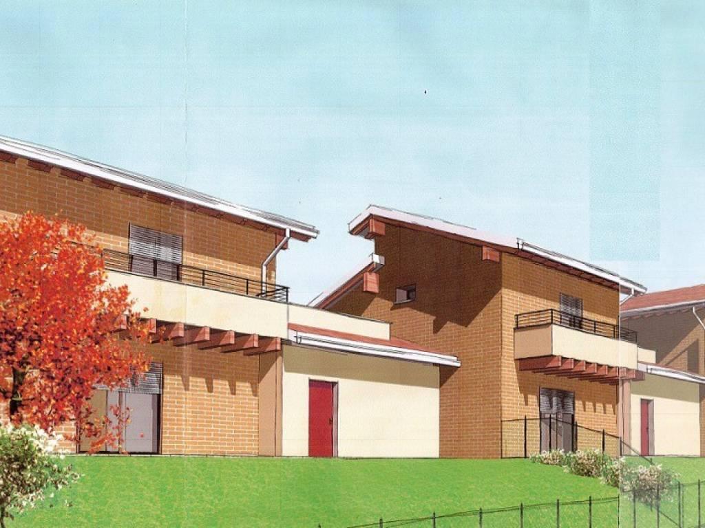 foto esterno Villa unifamiliare, nuova, 130 mq, Cantù
