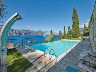 Foto - Villa a schiera via 20 Settembre 8, Brenzone sul Garda