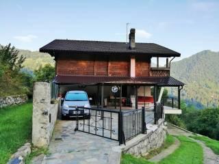 Foto - Villa bifamiliare via Rosa del Sasso, Schignano