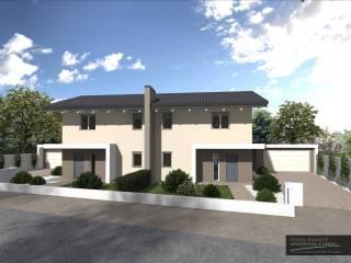Foto - Villa unifamiliare, nuova, 158 mq, Briga Novarese