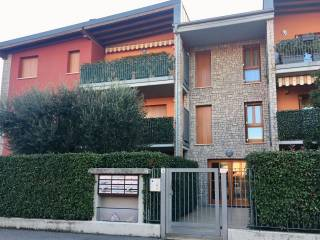Foto - Box / Garage via Italia 14, Valbrembo