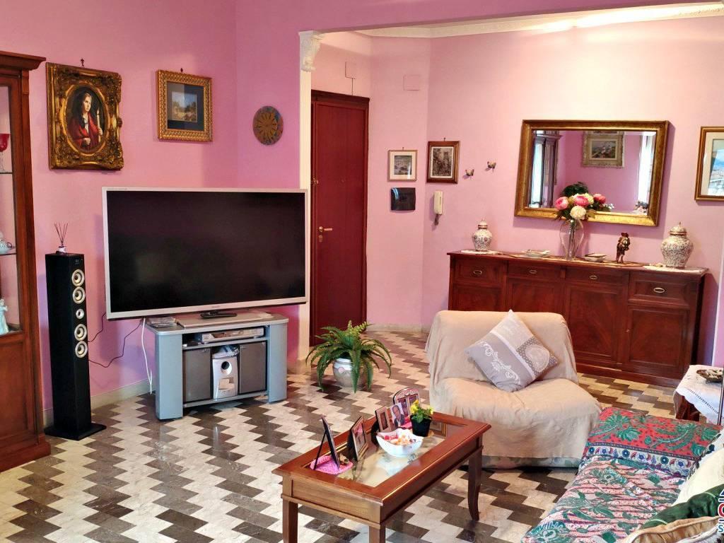 foto soggiorno 4-room flat via Emilio Zincone, Sora