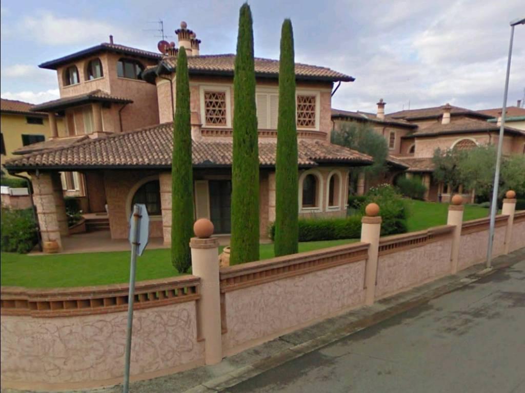 foto  Villa all'asta via Luigi Cherubini 40, San Miniato