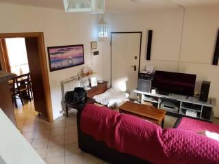 Foto - Villa a schiera via Guglielmo Marconi, Castello Cabiaglio