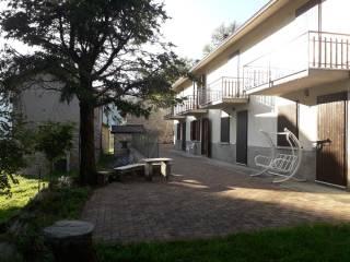 Foto - Villa a schiera via Provinciale, Brumano