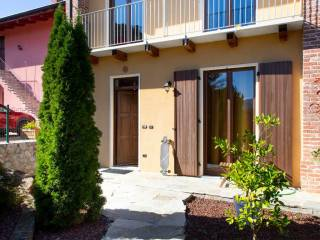Photo - Terraced house via Cascina Colombaro 80, San Rocco Castagnaretta, Cuneo