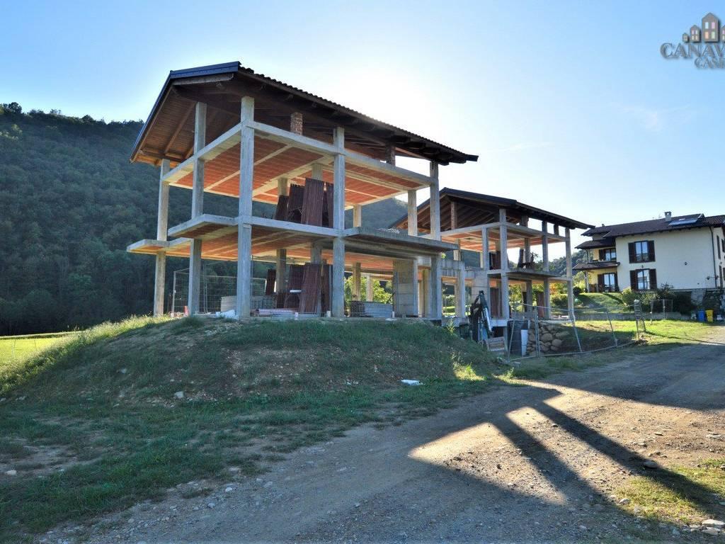foto facciata Detached house via Longora, Issiglio