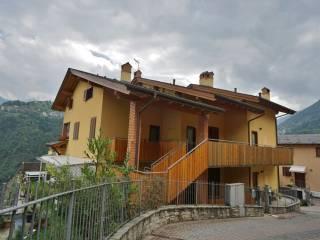 Foto - Villa a schiera sacco di sotto, Cosio Valtellino