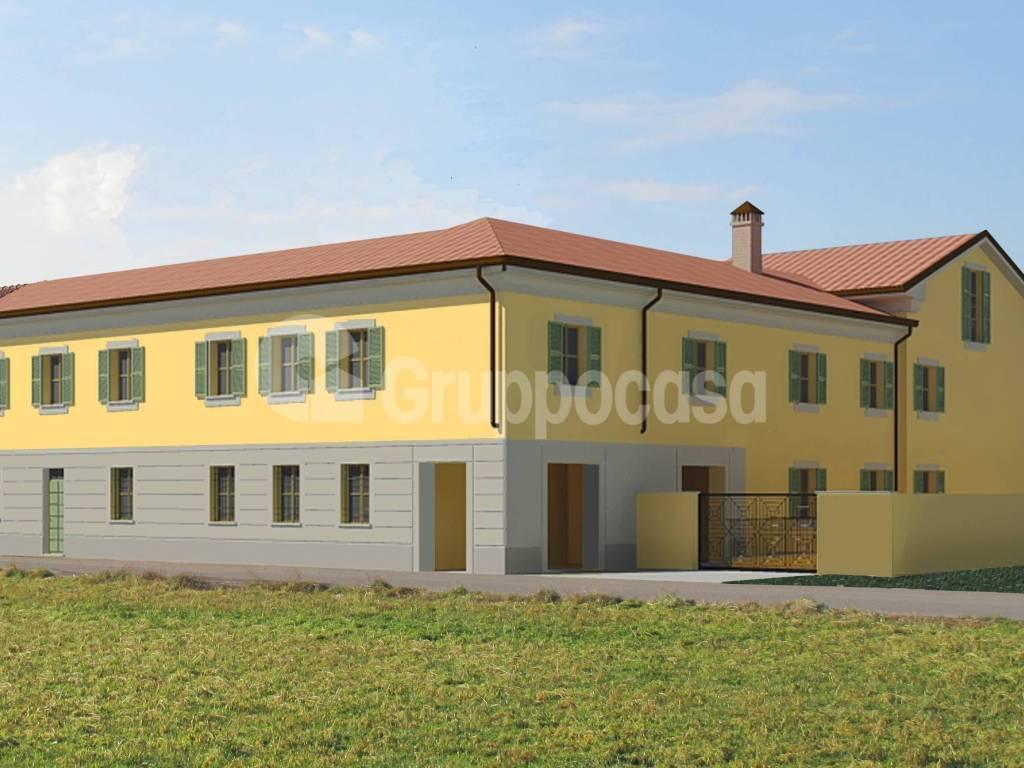foto Esterno 3-room flat via Giuseppe Garibaldi, Boffalora Sopra Ticino