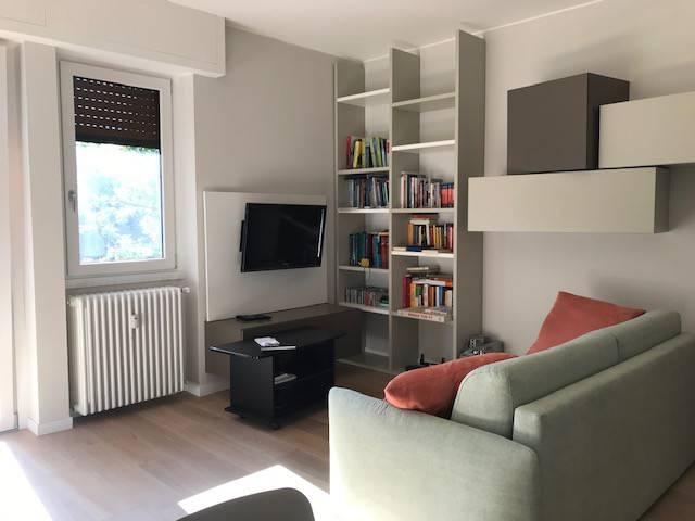 foto Soggiorno 3-room flat via Alessandro Noseda, San Fermo della Battaglia
