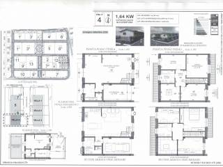 Photo - Terraced house 5 rooms, new, Caravaggio