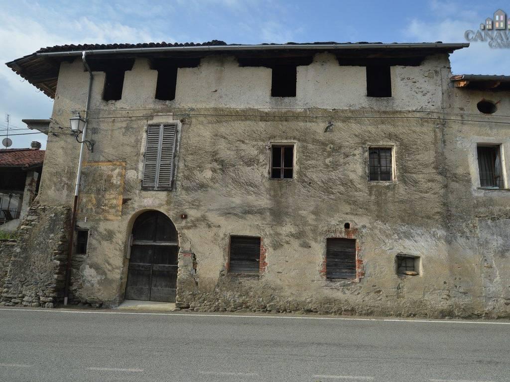 foto facciata Rustico corso Umberto 9, Issiglio