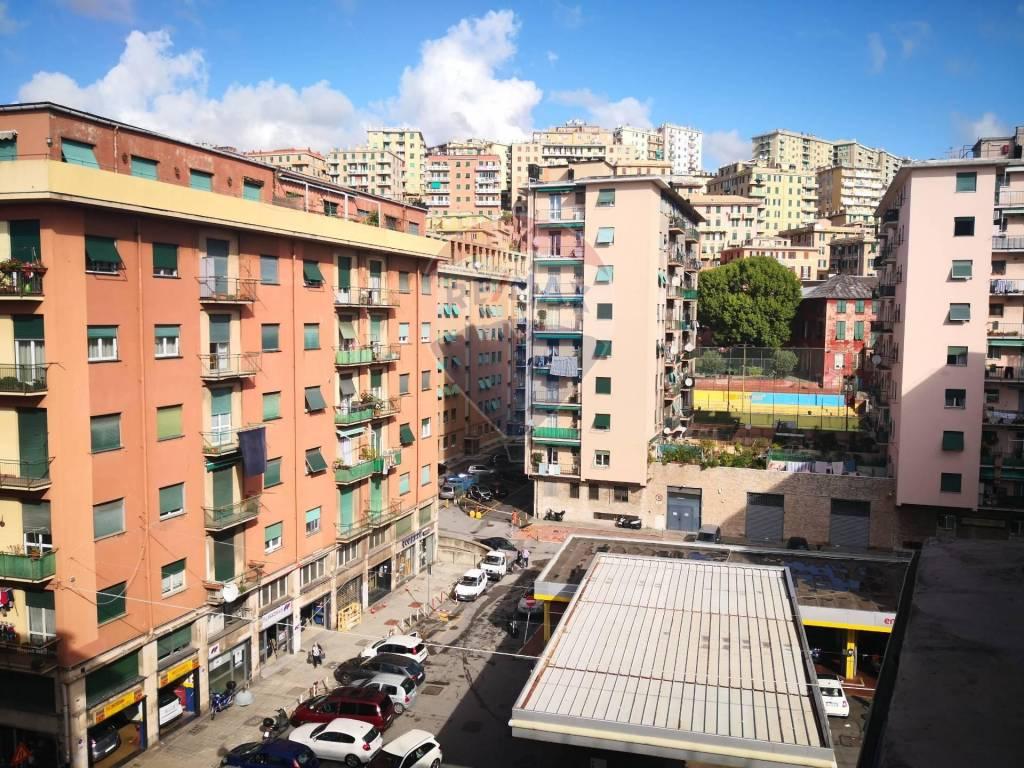 foto Foto 16 Apartamento T4 via Cornigliano, Genova