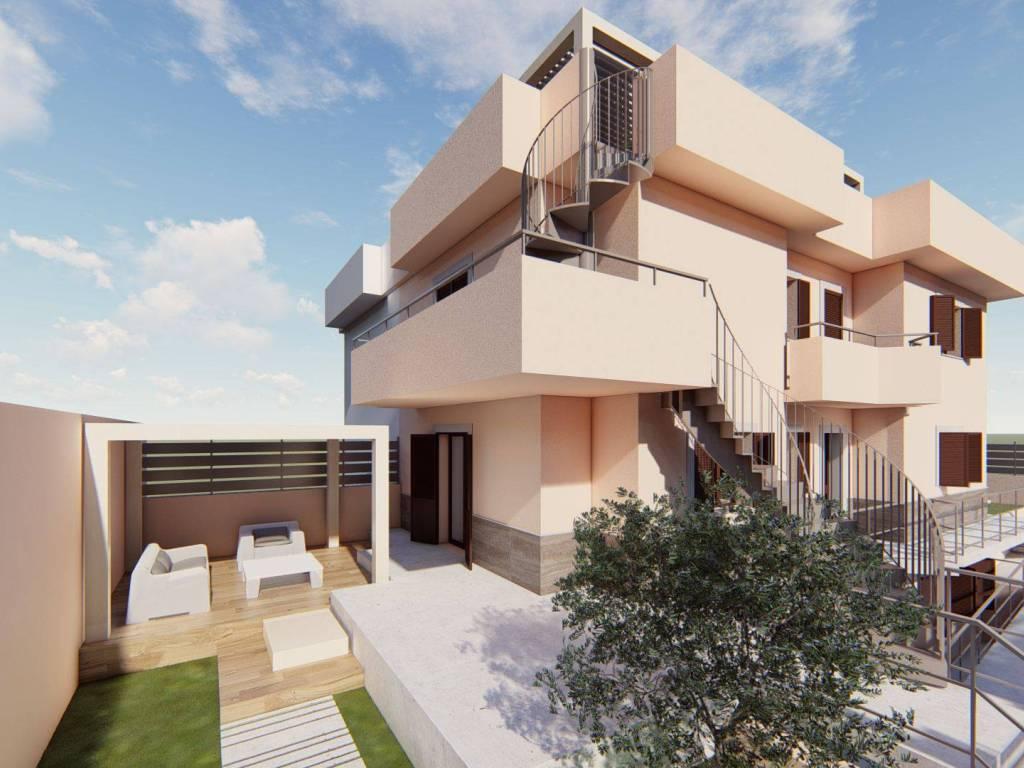 Vendita Villa unifamiliare in via Vincenzo Li Muli ...