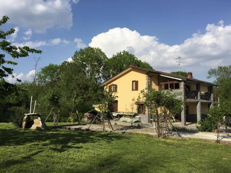 foto 01 immobile Villa unifamiliare via Bernardino Luini, Brissago-Valtravaglia