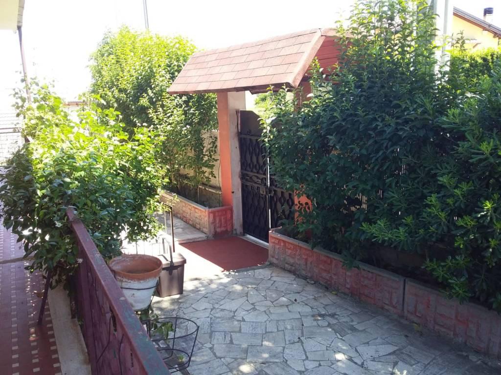 foto entrata Single family villa via Tito Livio 32, Guidonia Montecelio