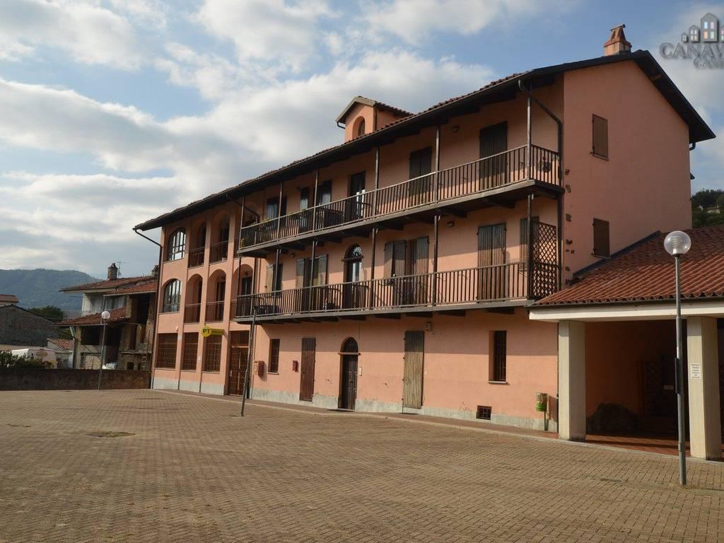 foto facciata 2-room flat via della Chiesa 23, Samone