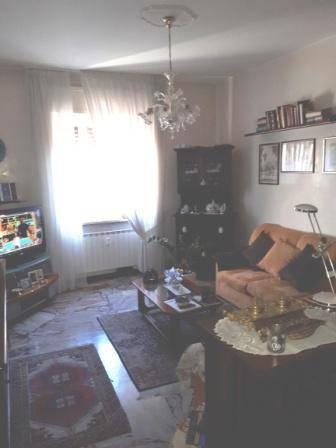 foto soggiorno 4-room flat via Dante Alighieri, Ambivere