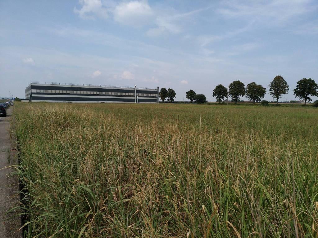 foto  Industrial building plot in Roverbella