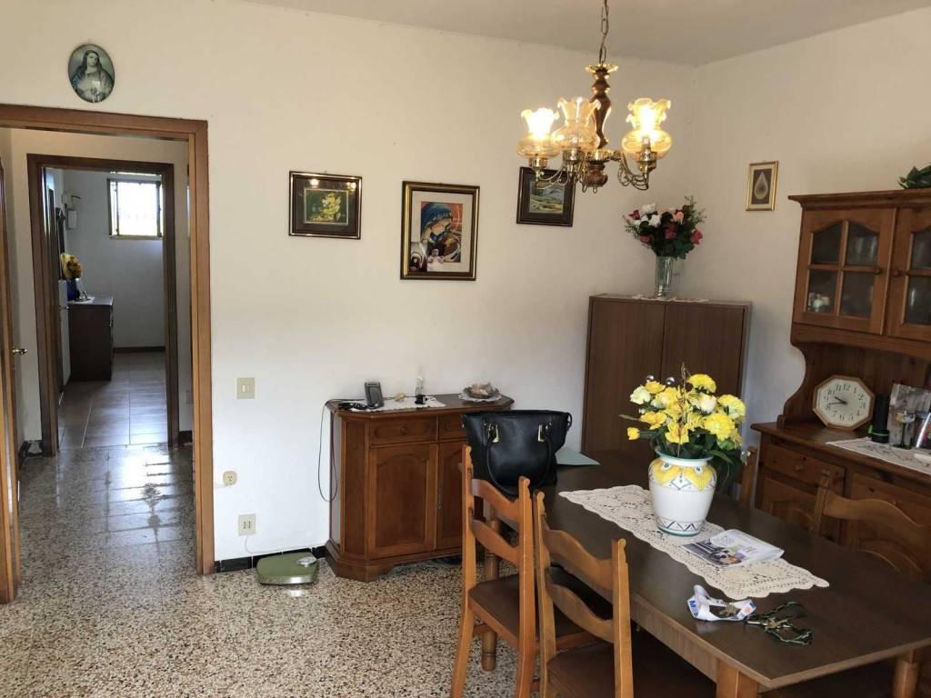 foto ingresso Terraced house via Sant'Andrea, Montebelluna