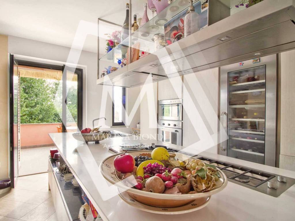 foto Cucina Multi-family villa Località Battifolle 52, Arezzo