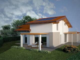 Foto - Villa unifamiliare, nuova, 114 mq, Lesa