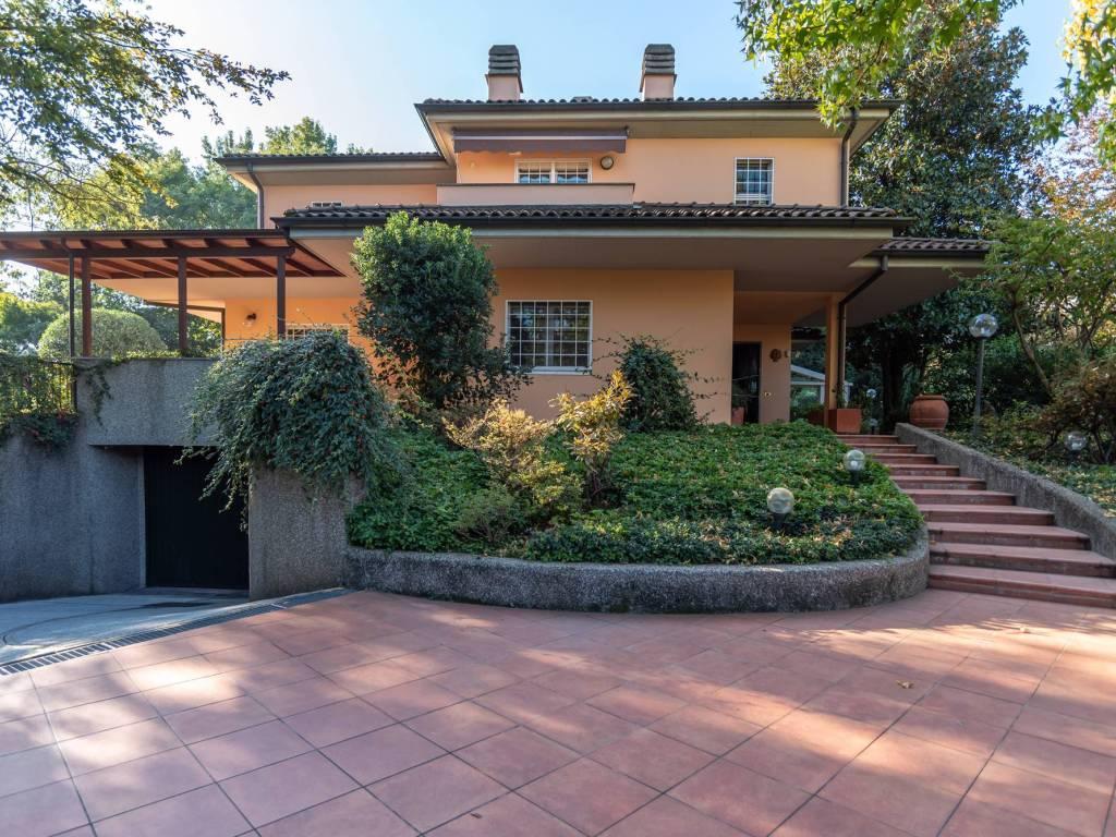 foto  Single family villa via San Felice Strada 9 6, Segrate