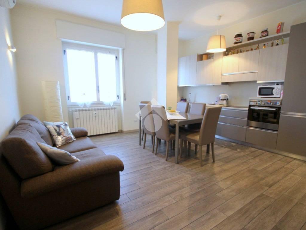 foto soggiorno 2-room flat via Brera, Cornaredo