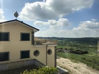 Foto - Villa bifamiliare via di Monte Cuculo, Campagnano di Roma