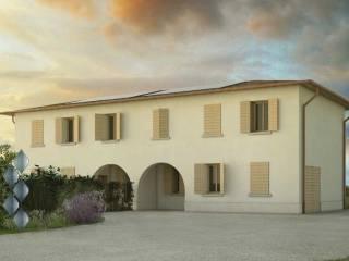 Foto - Casa indipendente 250 mq, nuova, Meldola