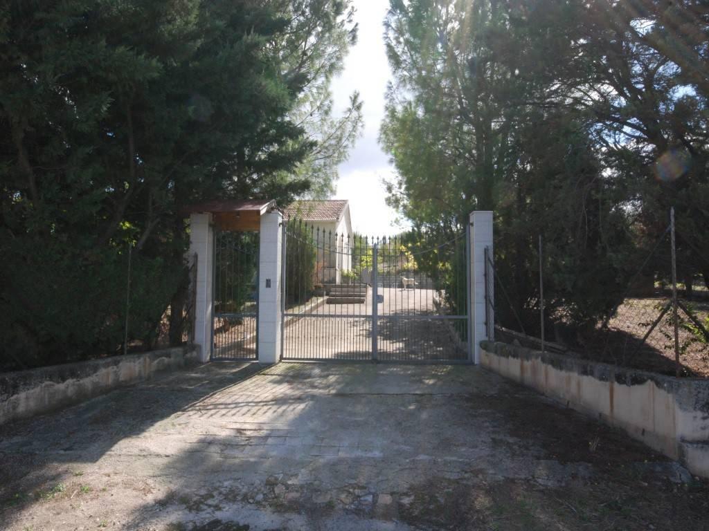 foto ingresso Country house Strada Vicinale Ripatetta, Lucera