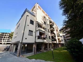 Photo - Penthouse via Giovanni Battista Grassi 89, Roserio, Milano