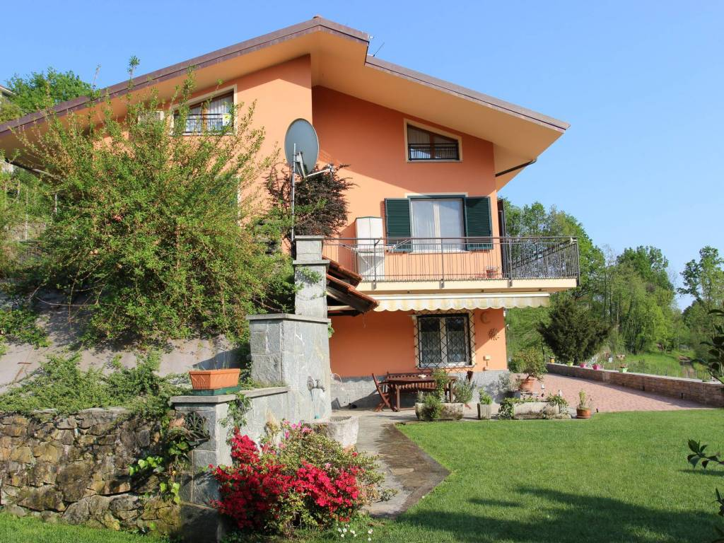 foto 1 Single family villa via Maresco, Burolo