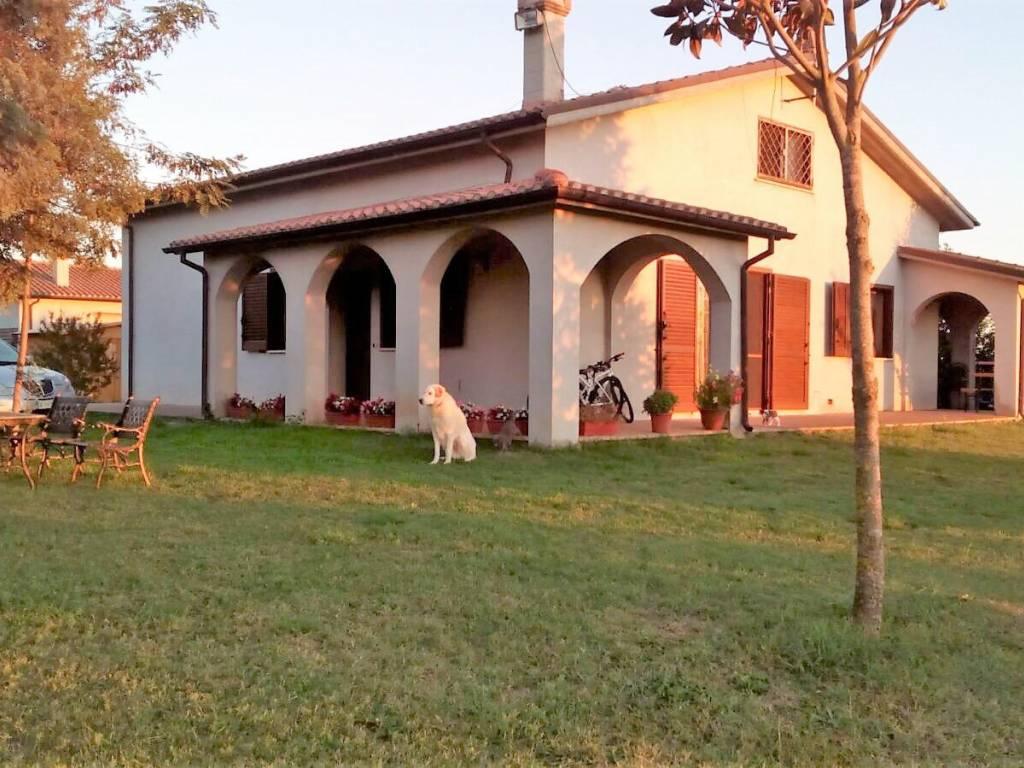 foto esterno Single family villa via Valle Scura, Nepi