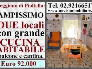 Photo - 2-room flat via Monza, Seggiano, Pioltello