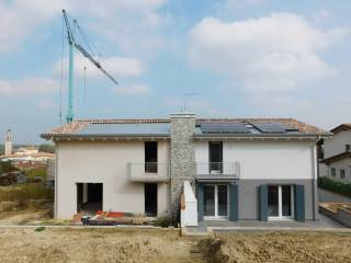 Photo - Two-family villa via Crosara, Longare