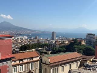 Foto - Quadrilocale corso Vittorio Emanuele, Piazza Amedeo - Parco Margherita, Napoli