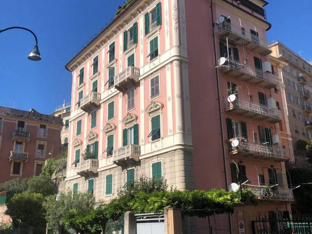 foto il palazzo Appartamento corso Firenze 93, Genova