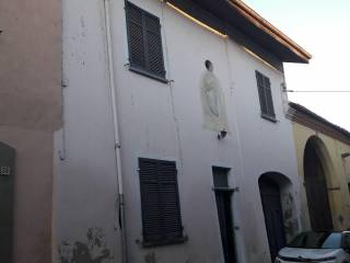 Photo - Single-family townhouse 100 sq.m., to be refurbished, Oviglio