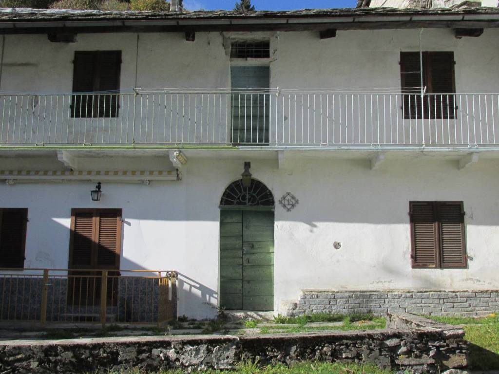 foto facciata 3-room flat frazione Boscalera, Ribordone