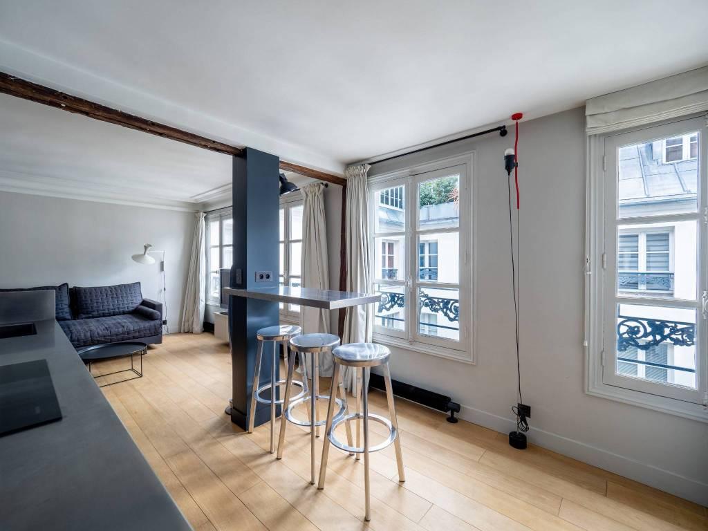 Monolocali In Vendita A Parigi vendita appartamento parigi. monolocale in rue de buci