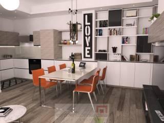Фотография - Четырехкомнатная квартира via Bernardino Licinio 3, San Paolo, Bergamo